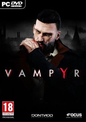 Vampyr PC Cover