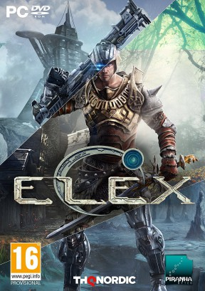 ELEX PC Cover