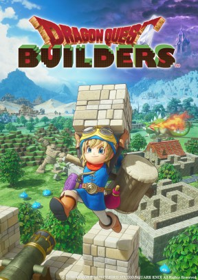 Dragon Quest Builders PS Vita Cover