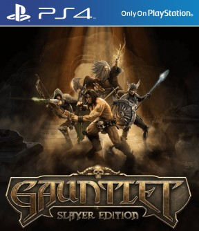 Gauntlet: Slayer Edition PS4 Cover