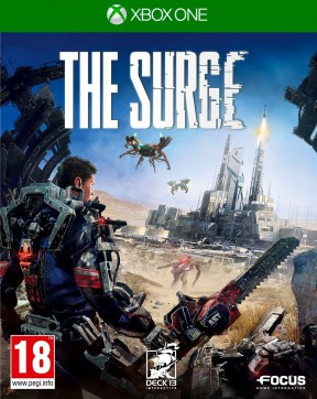 The Surge Xbox One Cover