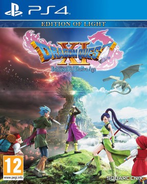 Dragon Quest XI PS4 Cover