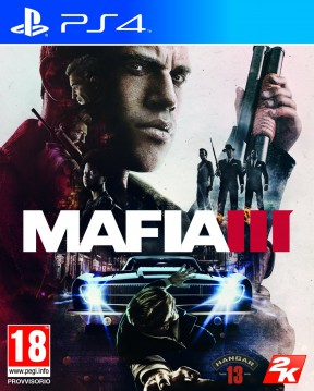 Mafia III PS4 Cover
