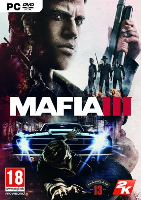 Mafia III PC Cover