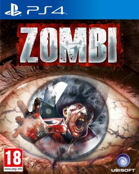 Zombi PS4 Cover