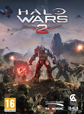 Halo Wars 2 PC Cover