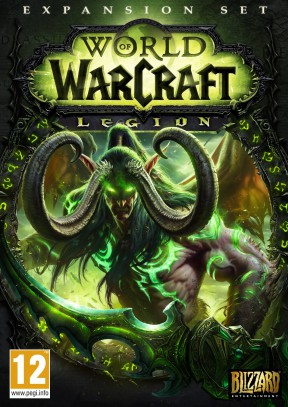 World of Warcraft : Legion PC Cover