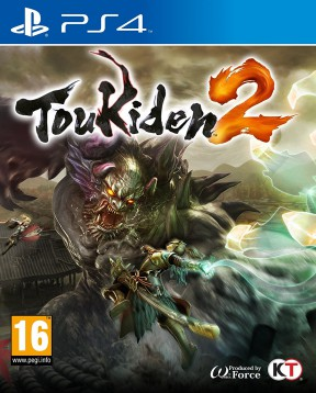 Toukiden 2 PS4 Cover
