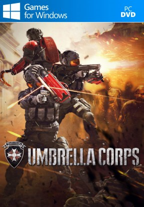 Resident Evil: Umbrella Corps PC Cover