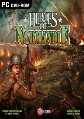 Heroes of Normandie PC Cover