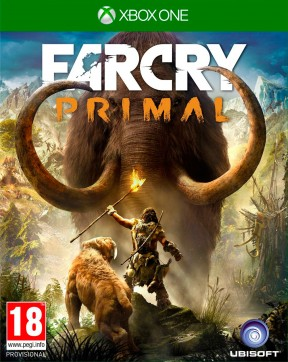 Far Cry Primal Xbox One Cover