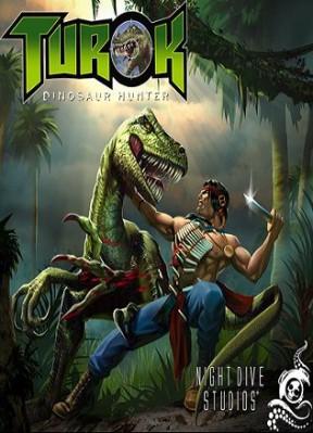 Turok: Dinosaur Hunter Remastered PC Cover
