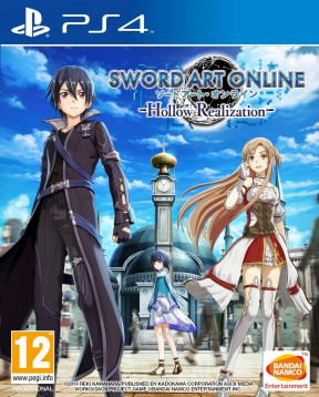 Sword Art Online: Hollow Realization PS4 Cover