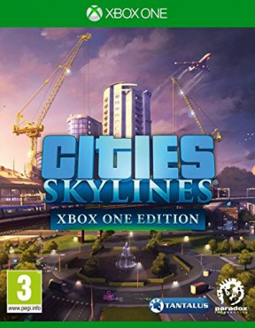 Cities: Skylines Xbox One Cover