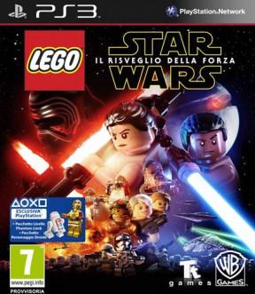 LEGO Star Wars: Il risveglio della Forza PS3 Cover