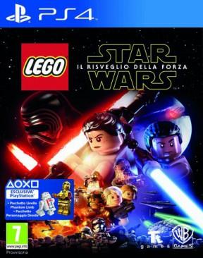 LEGO Star Wars: Il risveglio della Forza PS4 Cover