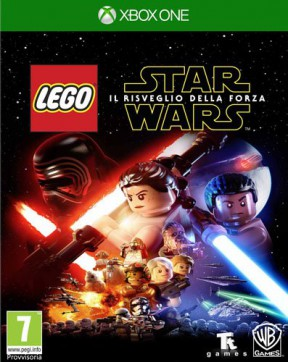 LEGO Star Wars: Il risveglio della Forza Xbox One Cover