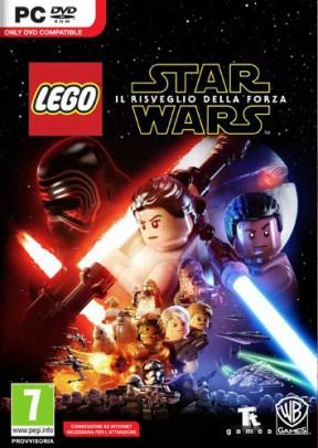 LEGO Star Wars: Il risveglio della Forza PC Cover