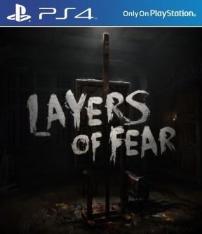 Layers of Fear PS4 Cover