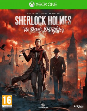 Sherlock Holmes: The Devil's Daughter Xbox One Cover