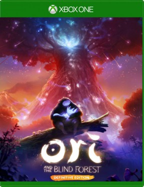 Ori and the Blind Forest: Definitive Edition Xbox One Cover