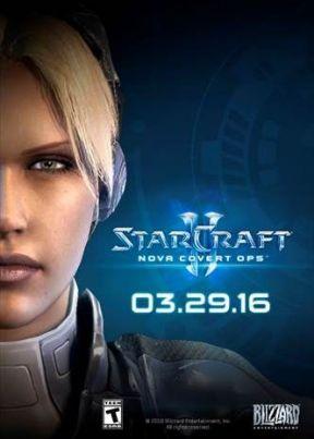 Starcraft 2 - Nova: Operazioni Segrete DLC PC Cover