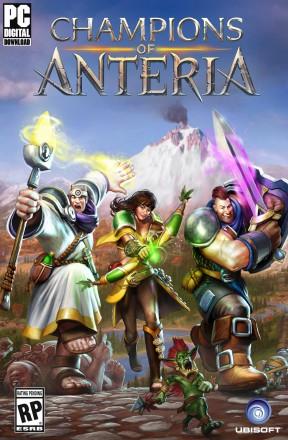 Champions of Anteria PC Cover