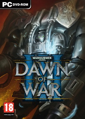Warhammer 40,000: Dawn of War III PC Cover