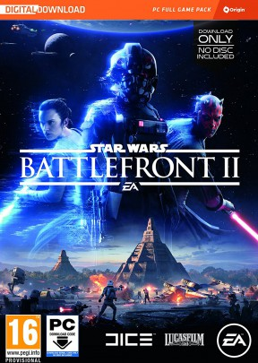 Star Wars Battlefront 2 PC Cover