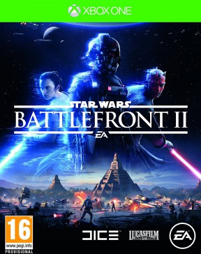 Star Wars Battlefront 2 Xbox One Cover
