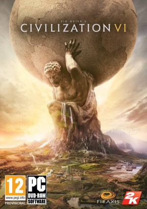 Sid Meier's Civilization VI PC Cover
