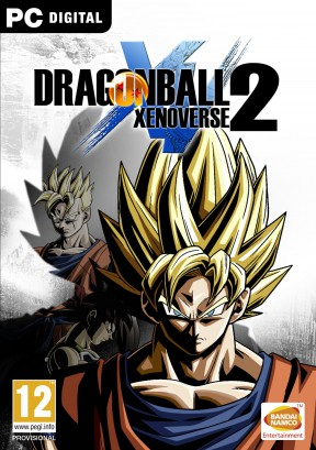 Dragon Ball Xenoverse 2 PC Cover