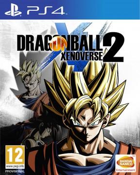 Dragon Ball Xenoverse 2 PS4 Cover