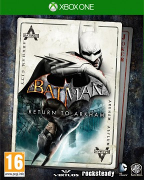 Batman: Return to Arkham Xbox One Cover