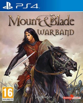 Mount & Blade: Warband PS4 Cover