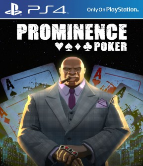 Prominence Poker PS4 Cover