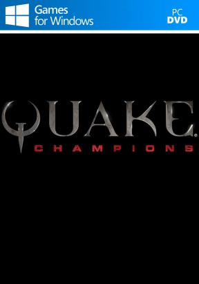 Quake Champions PC Cover