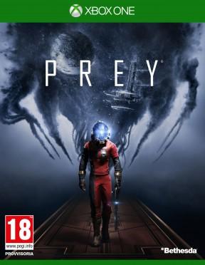 Prey Xbox One Cover