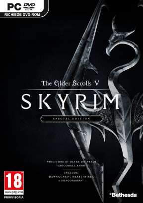 The Elder Scrolls V: Skyrim - Special Edition PC Cover