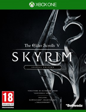 The Elder Scrolls V: Skyrim - Special Edition Xbox One Cover