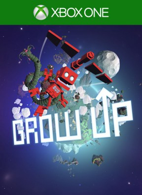 Grow Up! Xbox One Cover