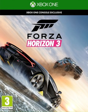 Forza Horizon 3 Xbox One Cover