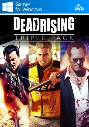 Dead Rising Triple Pack PC Cover