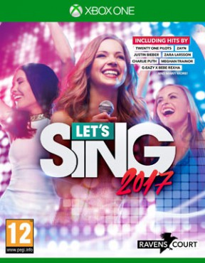 Let's Sing 2017 Xbox One Cover