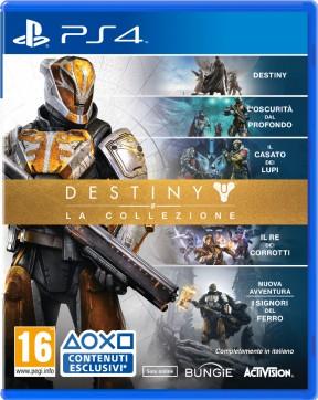 Destiny - La Collezione PS4 Cover