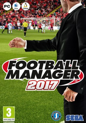 Football Manager 2017 PC Cover