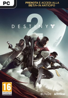 Destiny 2 PC Cover