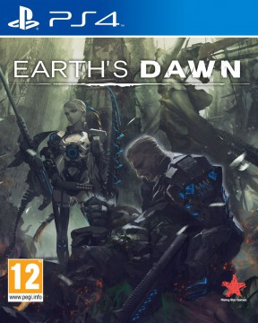 Earth's Dawn PS4 Cover