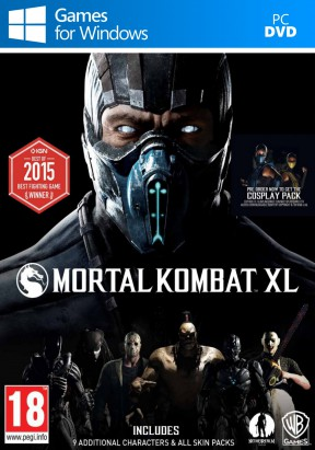 Mortal Kombat XL PC Cover