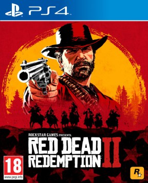 Red Dead Redemption 2 PS4 Cover